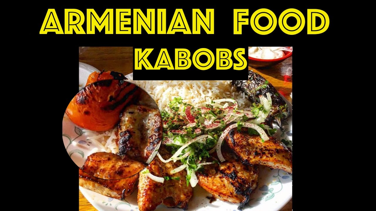 Armenian New Year Food