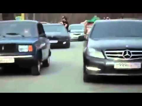 WAP GET AZ Azeri Avtoshlari Moskvada 2 Avtosh In Moscow  2012 HD  New