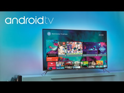Philips Android TV™: A world of entertainment