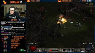 Diablo 2 - Trolls of Destruction - Druid Normal