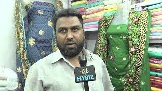 Syed Fayaz Ali Proprietor TM Textiles Madina Market-Hybiz.tv