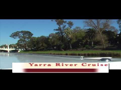 Yarra River Cruise Tour 2013