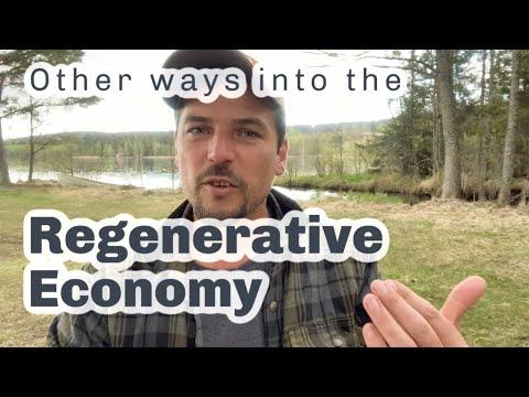 4 REGENERATIVE ENTERPRISES that are not full time farming for a living