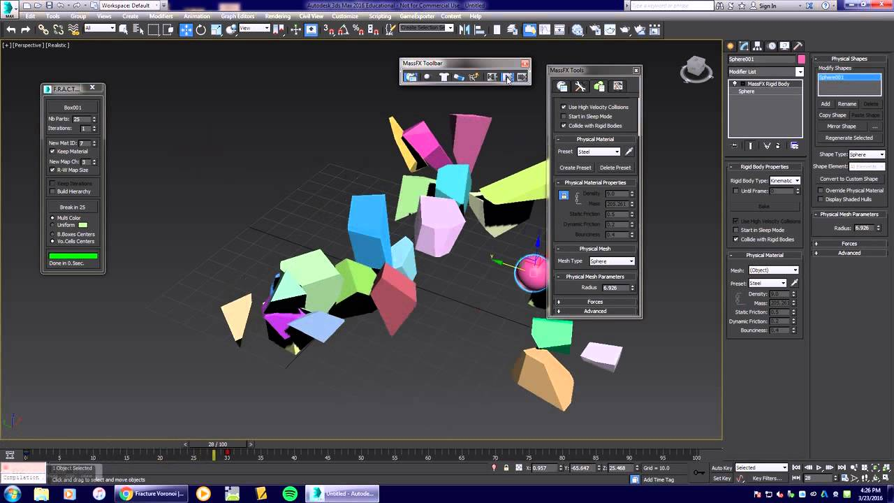 Vray 3.4 for 3ds max 2016