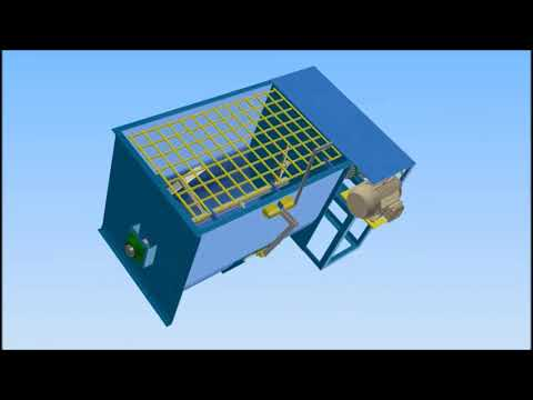 Mezcladora de concreto de bajo costo para fabricas bloqueras thumbnail