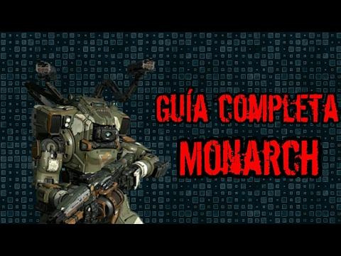"""Titanfall 2 """"MONARCH"""" guía completa en español"""