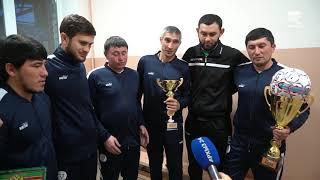 Футболисты из Ногайского района победили на международном турнире в Турции