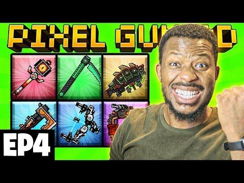 THE BEST CLASS SETUP SERIES! | Pixel Gun 3D - Episode 4