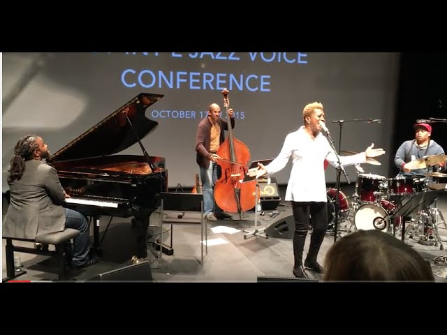 Carmen Lundy | Jazz Speaks Art | Episode 3: Great Speech | 1st IJVC in Helsinki, Finland