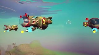 plants vs zombies garden warfare 2 glitch exploring out of bounds