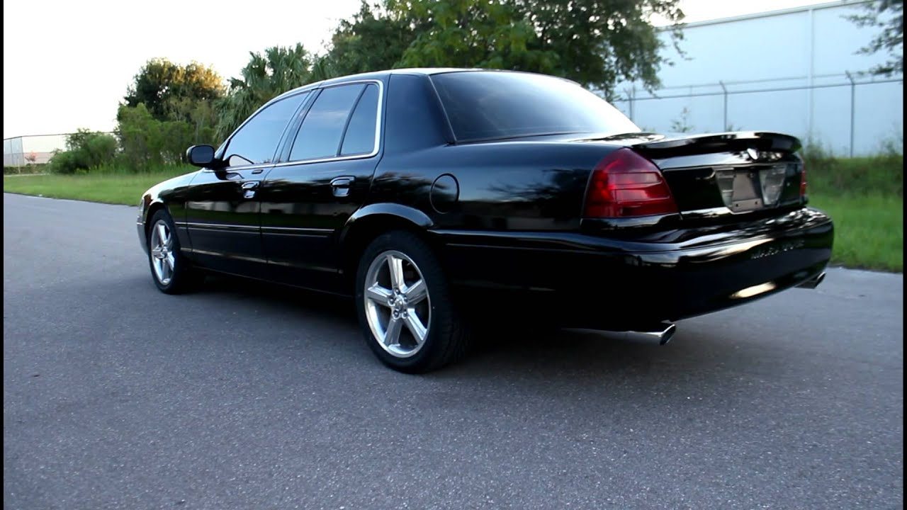 2003 Mercury Marauder Stock Goodness Youtube