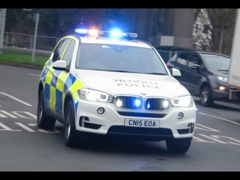 Gwent Police Responding - BMW X5 Armed Response Vehicle