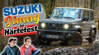 SUZUKI JIMNY 2019 | Wie gut ist er wirklich? Review und Fahrbericht | Fahr doch