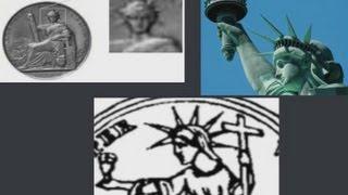Tak Masoni i Iluminaci Postawili Statuę Wolności Symbol Lucyfera-Film Dokumentalny Lektor