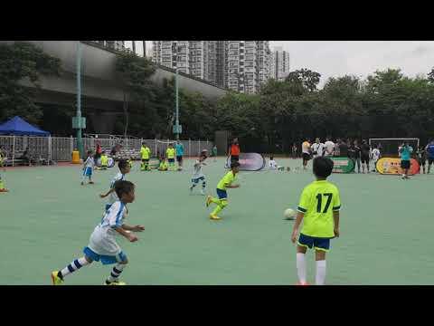 時代足球總會 U10五人足球賽 銅牌賽 3.拼搏 vs Advantage @沙田圍20180818
