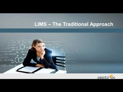 On-Demand Webinar - Buying or Replacing a LIMS  Why Taking a Broader Technology Assess