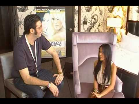Kaylani Lei Interview 2 for NaughtyBy Vapor from YouTube · Duration:  3 minutes 8 seconds