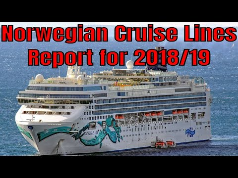 Live Cruise Ship News Norwegian Cruise Lines Issues 2nd Qtr Earnings