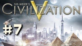 "Civilization V w/ Kootra Ep. 7 ""A Losing Battle"""