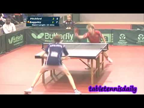 English National Final: Andrew Baggaley vs Liam Pitchford