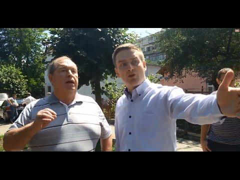 Володимир Бешлей: ЦЕ ДУРДОМ!, - Бешлей до дорожників