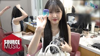 [G-ING] What's In My Bag with SOWON - GFRIEND (여자친구)