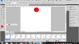 cara membuat animasi gerak sederhana with photoshop cs4
