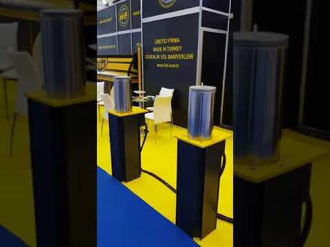 HZL Hidrolik Mantar Bariyer Sistemi