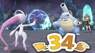 Pokémon Let's Go Pikachu & Eevee - Episode 34   A Girl Named Green!