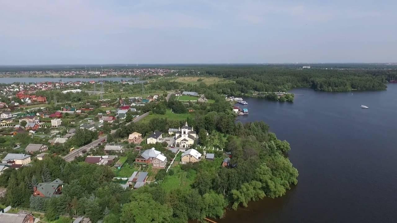 деревня чеверево , мытищинский район , я крещен в этом храме .