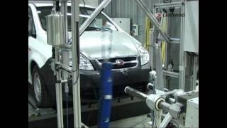 Landwind CV9 Euro NCAP Safety Testing Program