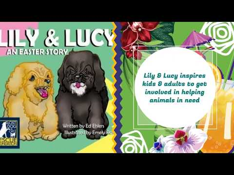LILY AND LUCY: AN EASTER STORY is now a RWYK Certified Great Read!