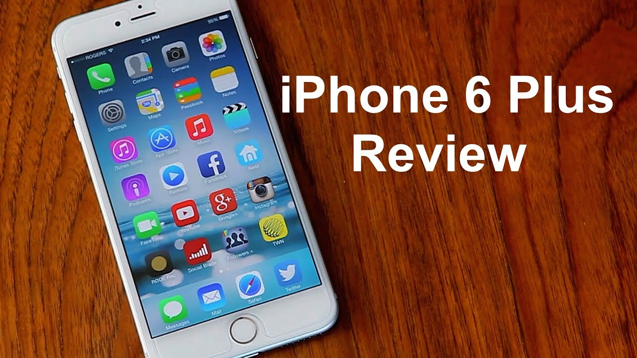 iphone plus review iphone 6 plus review 4671