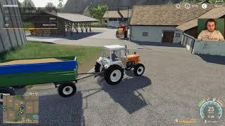 Czas się zabrać do roboty!  - Farming Simulator 19 | SWIATEK