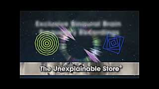 The Unexplainable Store - No. 1 Brainwave Entrainment