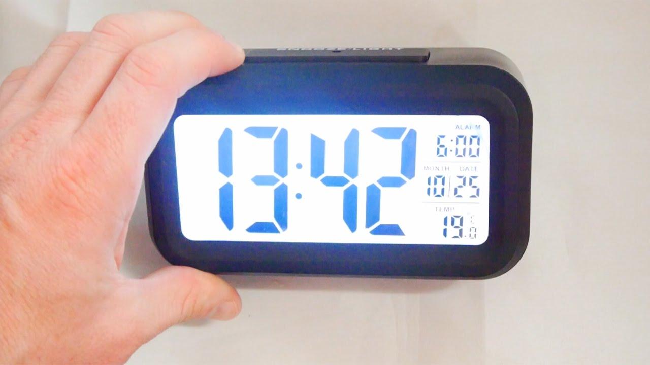 a cheap chinese alarm