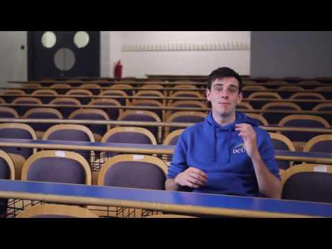 Virtual Tour of Dublin City University DCU