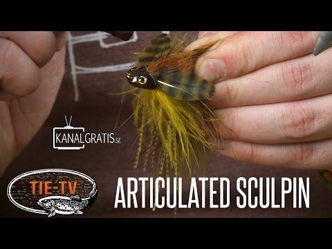 Tie TV - Articulated Sculpin - Daniel Bergman