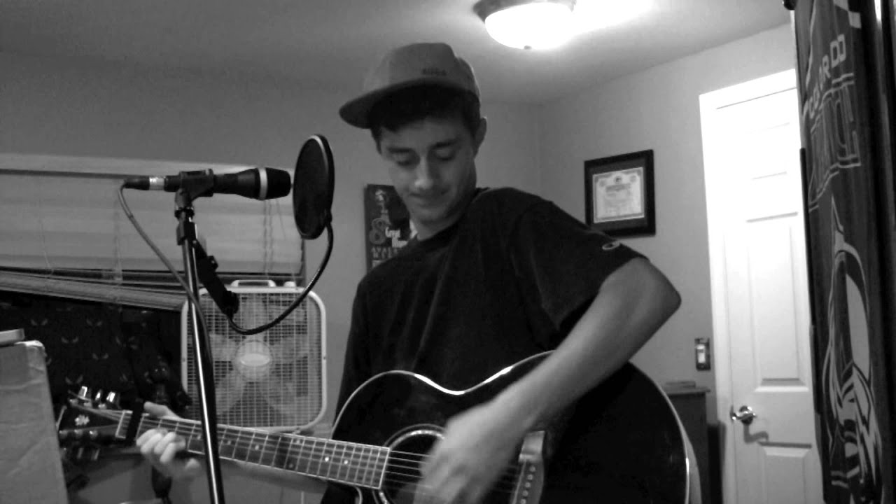 Island Song Zac Brown Band Cover - YouTube