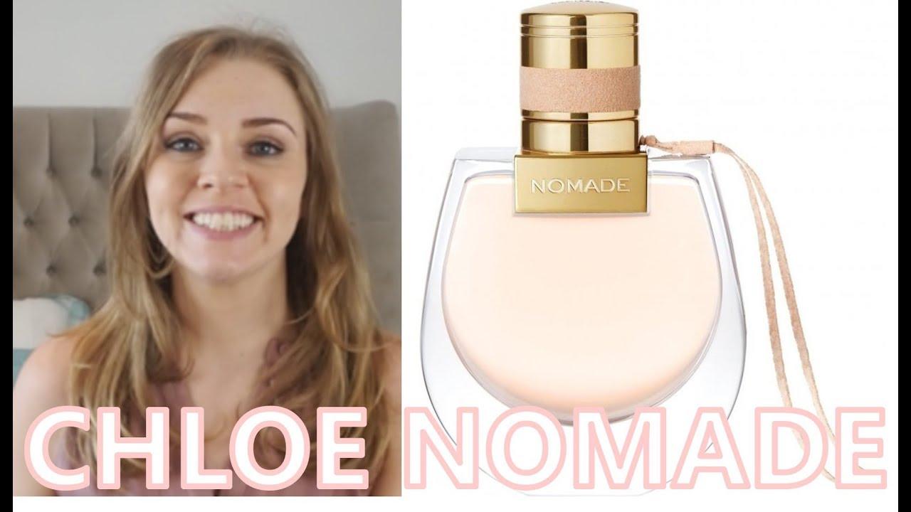 Chloe Nomade Perfume Review Soki London Youtube