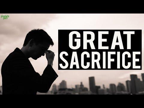 The Greatest Sacrifice - Emotional Recitation By Basheer Chisty