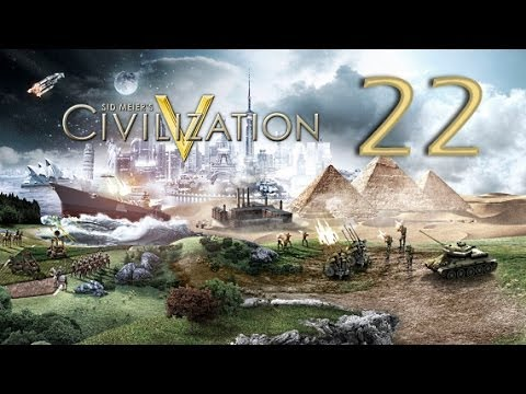 Let's Learn Civilization V -22- The Space Race