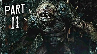 Middle Earth Shadow of Mordor Walkthrough Gameplay Part 11 - Graug