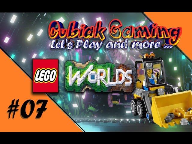 TERRAFORMING IN DIE TIEFE ★ Let's Play LEGO Worlds #007