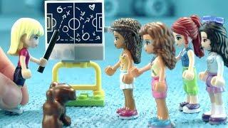LEGO Friends 2018 Heartlake City Brick Missions Compilation - Andrea, Mia, Emma, Olivia & Stephanie
