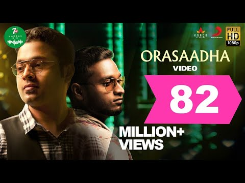 Mix - 7UP Madras Gig -Orasaadha | Vivek - Mervin