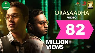 Orasaadha, the second track from Season 1 of #7UPMadrasGig is here! There is an unmistakable instant appeal to this snappy Electro-Pop romantic single and ...