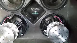 4 neo 18s on a ab 750 1 and a xs power 36k lithium battery