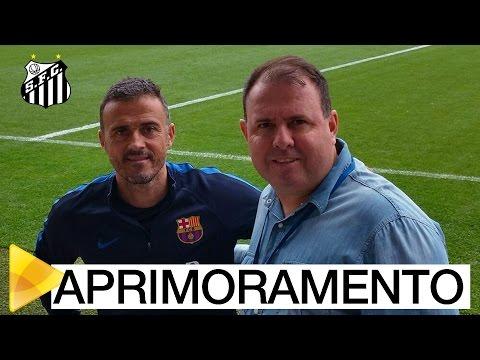 Marcelo Fernandes inicia período de estágio no Barcelona