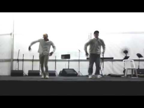 Eu quero ser Teu - Ton Carfi. Coreografia Anderson&Jonas ( SJES crew)- OFICIAL